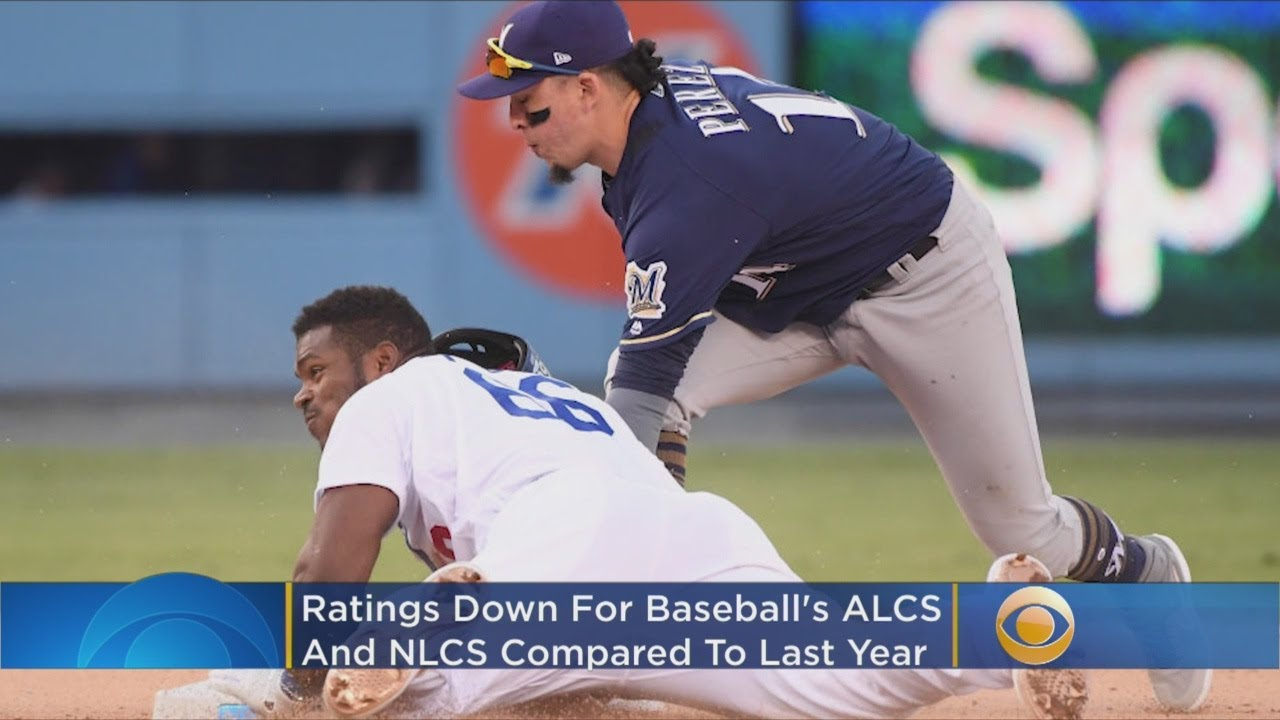 How Concerned Should MLB Be About Declining LCS Ratings?