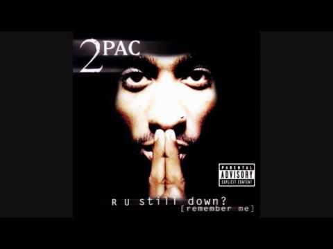 2Pac - Only Fear Of Death (+ Lyrics)
