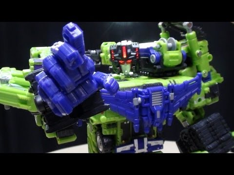 TFC Toys HERCULES (Devastator): EmGo's Transformers Reviews N' Stuff