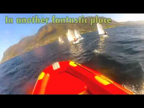 South Africa Sailing Clinic 2012