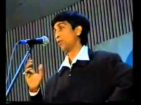 Dr Kumar Vishwas At Iit Roorkee video