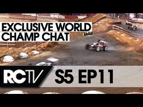 RC Racing S5 Episode 11 - Cody King&Atsushi Hara Buggy Worlds Retrospective