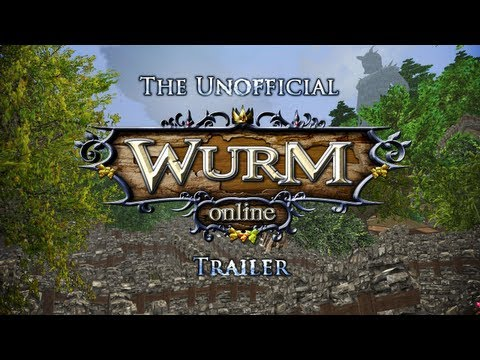 Unofficial Wurm Online Trailer (Jan. 2013) - By Brian
