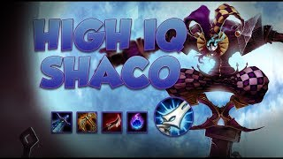 BIG BRAIN SHACO - Shaco Top Gameplay - Stream Highlights #3