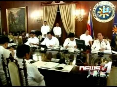 President Aquino signs Philippine Health Research Act
