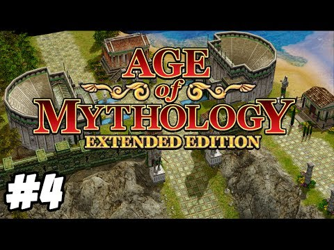 Lets Play - Age of Mythology Extended Edition #4