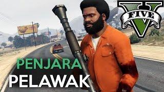 GTA 5 PC Mod - PENJARA PELAWAK - Bahasa Indonesia (Engga Lucu + Ngakak)