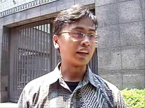 Greenpeace Lakukan Protes di Depan Kedubes Jepang di Jakarta