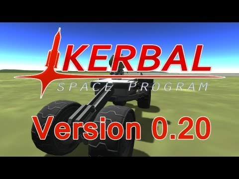 Kerbal Space Program Version 0.20 Update