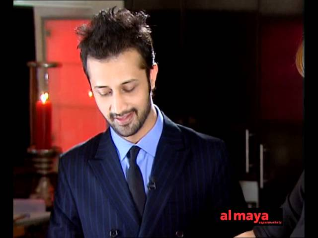Hi-Tea with Sima Ved cooking with Atif Aslam