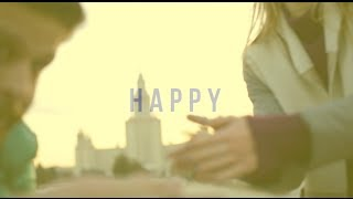 Pharrell Williams - Happy (We are from Moscow) #HAPPYDAY
