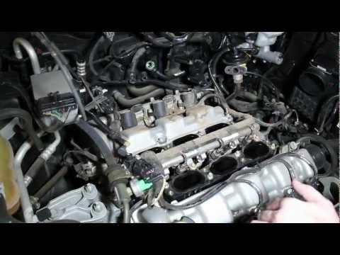 how to change spark plugs passat 2008