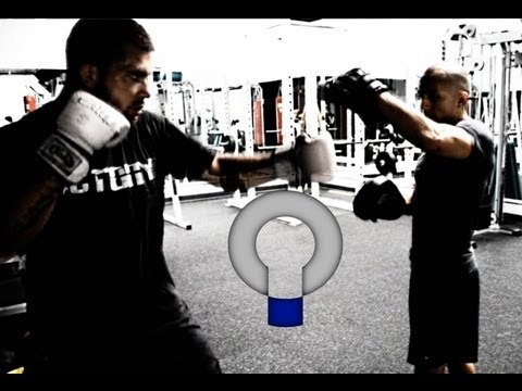 Jeremy Stephens UFC MMA training workouts Image 1