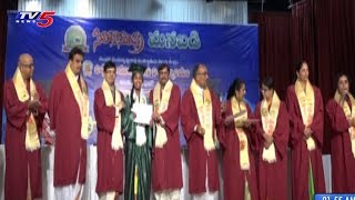 Silicon Andhra Manabadi Conducts Convocation 2018 In California