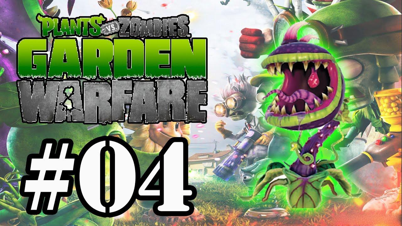 Plants Vs Zombies Garden Warfare 04 Modo Horda