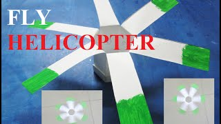 How To Make a Paper Helicopter That flies - How To Make a Helicopter