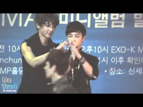 EXO K D.O and Chanyeol moment Music Videos