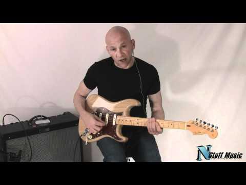 Fender Custom Shop Deluxe Stratocaster&Fender Hot Rod Deville 212 III