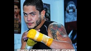 "Puerto Rican Prospect, DANNY ""El Gallo"" GONZALEZ, out of Universal Boxing Gym in Queens, NY"
