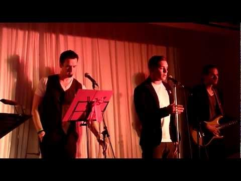 Ashley Birchall & Matthew McKenna - Impossible (Bam Bam's Band Boogie, March 12, 2013)