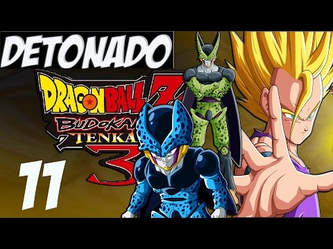Dragon Ball Z Budokai Tenkaichi 3 Detonado #12 gohan Ssj2 Vs Cell Jr. [ps2 wii]【full Hd】 video