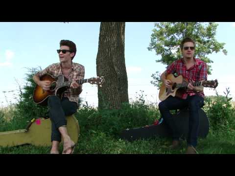 A Rocket To The Moon- Baby Blue Eyes (acoustic) video