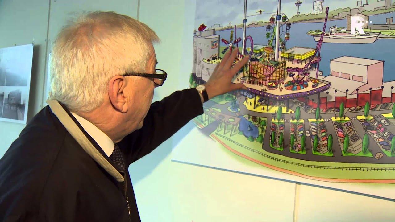 Speelstad krijgt langste glijbaan van de wereld youtube - Meubilair tv thuis van de wereld ...