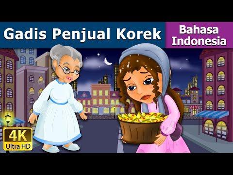Gadis Si Kecil - Dongeng bahasa Indonesia - Dongeng anak - 4K UHD - Indonesian Fairy Tales