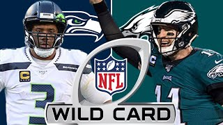 Seahawks vs. Eagles LIVE Scoreboard: Join the Conversation & Watch the Game on NBC!