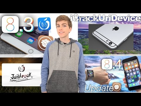 iOS 8.3 & iOS 8.4 Jailbreak Coming? iPhone 6S, Apple Watch - TaiG, Pangu Vs I0n1c & iOS 9 Jailbreak
