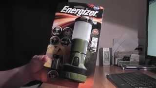 Energizer 3 in 1 Lantern unboxing/review