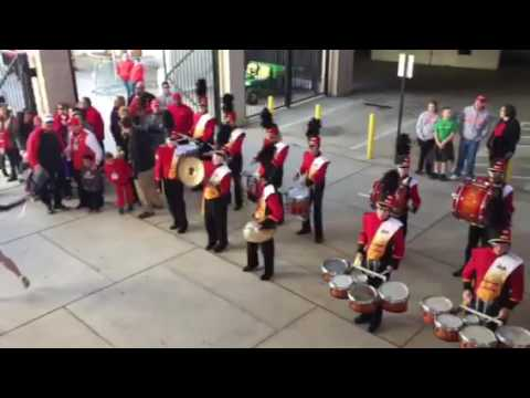 UMD Drumline Nov 12, 2016