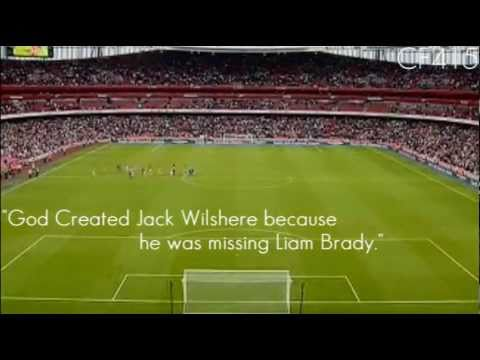 Jack Wilshere vs. Atletico Madrid (Pre-Season, Old)
