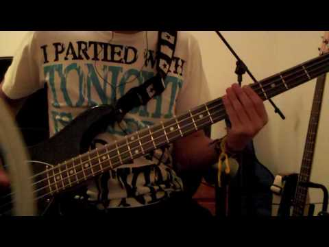 Miss May I - Forgive And Forget (Bass Cover)