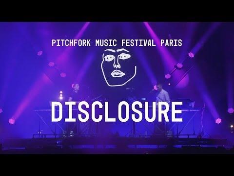 Disclosure FULL SET - Pitchfork Music Festival Paris