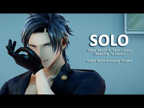 Download Lagu  SOLO - Demi Lovato Male Cover - Multi Animator Project Mp3 Free