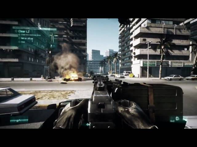 sddefault Battlefield 3   Trailer