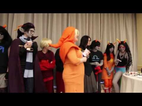 Sburb Live Homestuck Panel at Anime Detour 2013: Full Panel