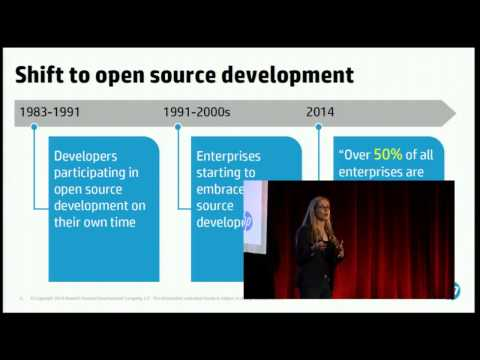 Eileen Evans - New Open Source Professional   LinuxCon + CloudOpen North America 2014