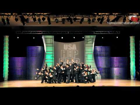 Academy of Swag (West Covina, CA) at USA Championship Finals 2012 (MegaCrew)