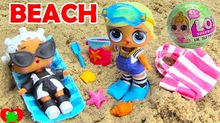 LOL Surprise Dolls Beach Adventure
