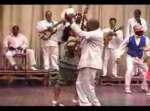 Son Cubano Dance Son Popular Cuban Dance