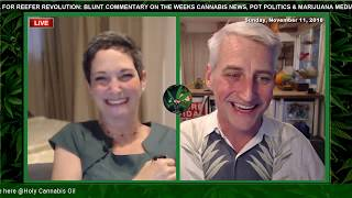 Reefer Revolution 11/11 Emerald Exchange #HarvestMixer, Weed Wins! Polis on Pot, Session's Last Sesh