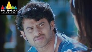 Darling Movie Comedy Scenes Back to Back | Prabhas, Kajal Aggarwal | Sri Balaji Video