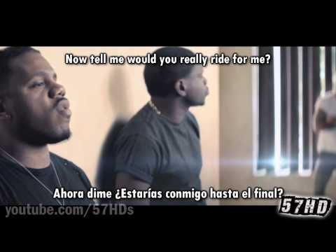R. City Ft. Adam Levine - Locked Away HD Video Subtitulado Español English Lyrics