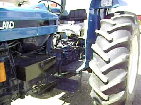 Vendo Tractor New Holland 7610 en $15900 dolares