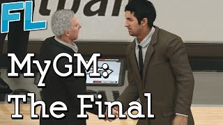 NBA 2K14: MyGM Ep. 10: Finals Game 7