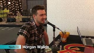 "Download Lagu Morgan Wallen explains how he got FGL on ""Up Down"" | 2017 CMA Awards Gratis STAFABAND"
