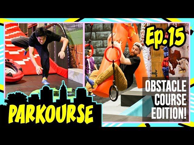 Parkourse Obstacle Course Edition! (Ep. 15) thumbnail