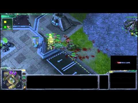 HD Starcraft 2 Sen v oGs.Hero g1